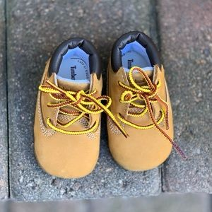 Infant Timberland Shoes - Size 1